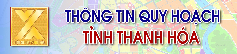 Thông tin quy hoạch tỉnh Thanh Hóa